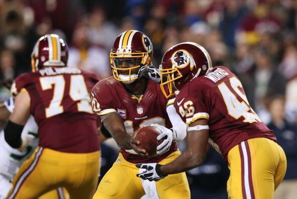 8. Washington Redskins  Valor: $1.6 mil millones.  Dueño: Daniel Snyder.
