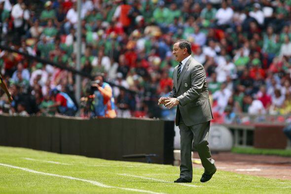El duelo fue contra España y el técnico, sólo por ese juego, fue Enrique...