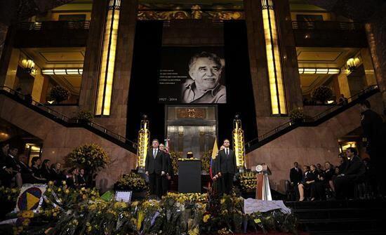 Los presidentes de México y Colombia se reunieron en Bellas Artes...