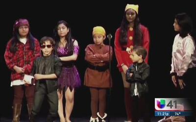 ¿Tienes un hijo con talento para actuar?