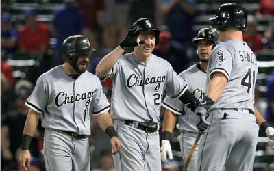 Los Chicago White Sox se alistan para la próxima temporada de béisbol co...