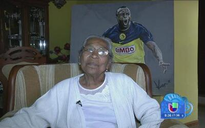 Hablamos con la abuelita de El Chucho Benitez
