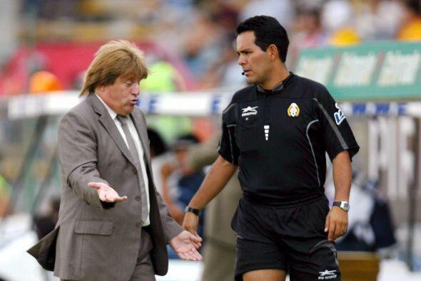 Dirigiendo al Veracruz en su lucha por el no descenso: ''Ya nos agarraro...