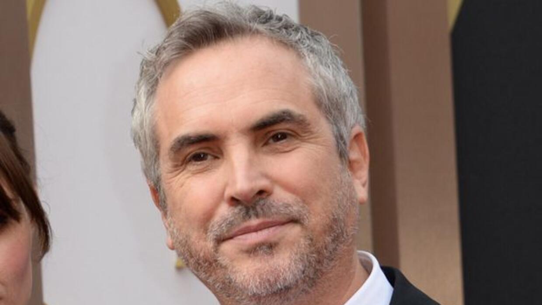 El mexicano, ganador del Oscar, Alfonso Cuarón, nació un 28 de noviembre...