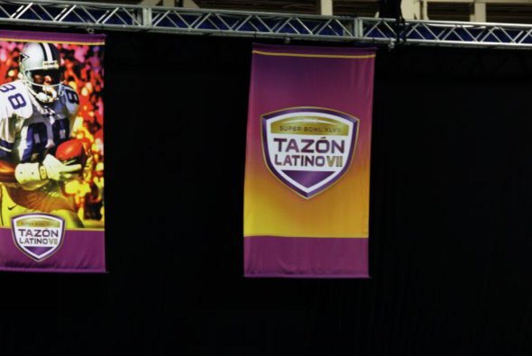 El Tazón Latino VII llegó, lleno de emoción y risas.