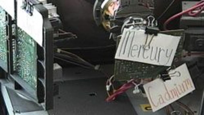 Centros de reciclaje de televisores. Una alternativa para no contaminar....