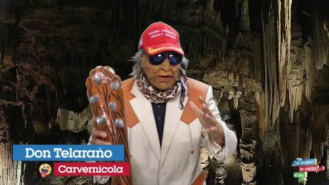 Don Telaraño emprende campaña en contra del libertinaje