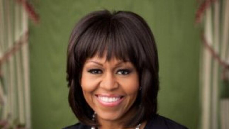 Michelle Obama se siente fabulosa a sus cincuenta años.