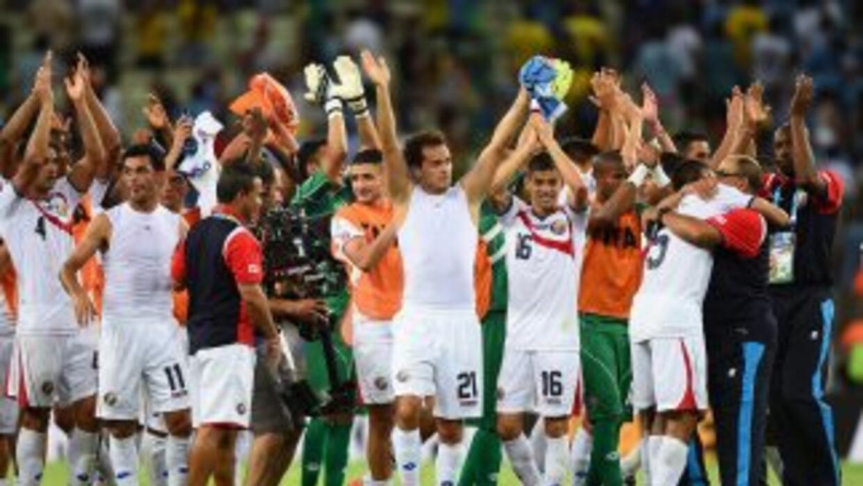 Costa Rica lleva la misma base que ya derrotó a Uruguay.
