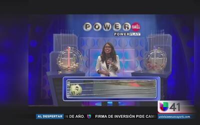 El Powerball acumula el mayor premio de la historia de la lotería en EEEUU