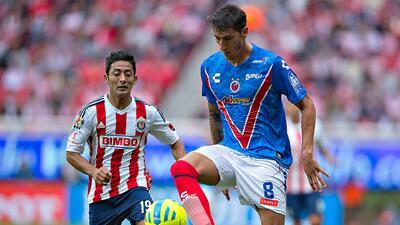 Chivas y Veracruz no se hacen daño en partido por el no descenso