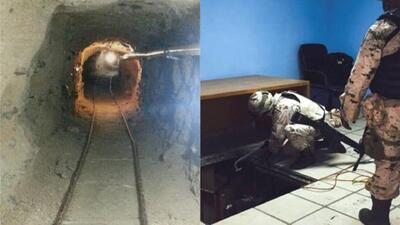 Hallan nuevo túnel clandestino en Tijuana