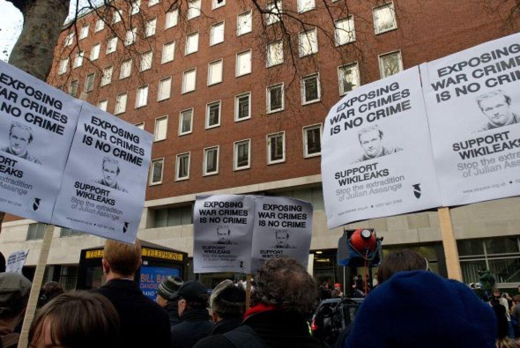 La Corte Superior de Gran Bretaña considerará la apelación sueca.
