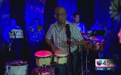 Previa del festival puertorriqueño y cubano