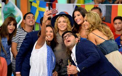 DA El Reality, el día que nos dimos cuenta que Shakira estaba embarazada