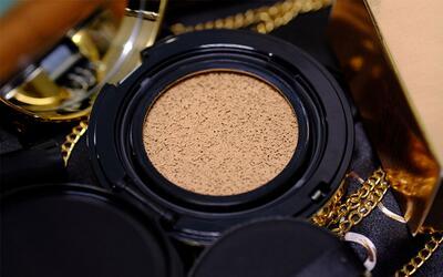 La base de maquillaje en cojín es ideal para lograr un maquillaje...