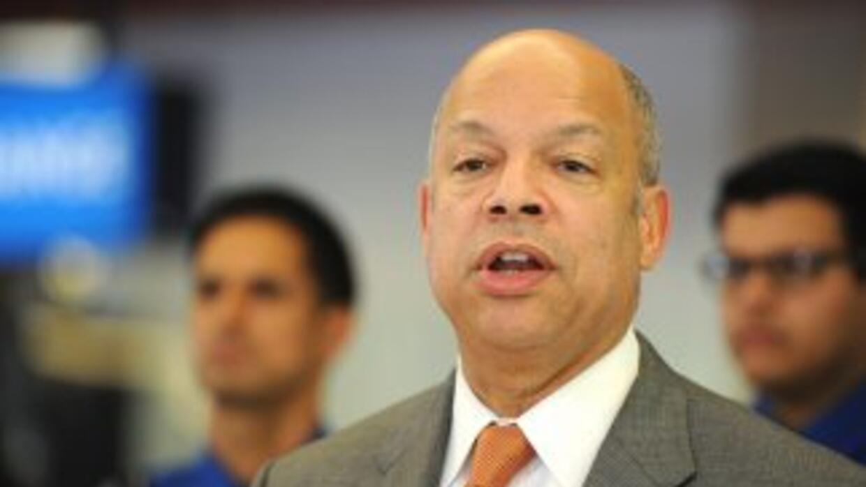 El Secretario del Departamento de Seguridad Nacional (DHS) de Estados Un...