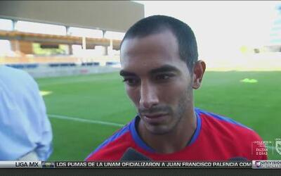 """Edgar Castillo: """"Voy a poner lo mejor de mi contra Colombia, espero pode..."""