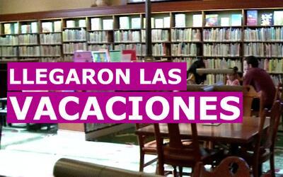 Planes de vacaciones en las bibliotecas públicas de Los Ángeles para dis...