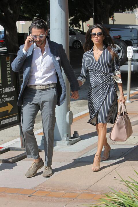 Eva y José