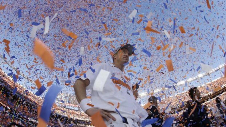 En caso de ganar el Super Bowl, se convertirá en el primer quarterback e...