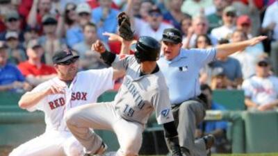 La mala racha de Boston los ha puesto en peligro de quearse fuera de la...
