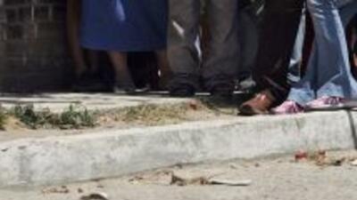 El presunto homicida está relacionado con ocho crímenes contra mujeres,...