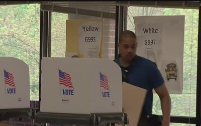 Último día de registro para votar en las elecciones del condado de Los Á...