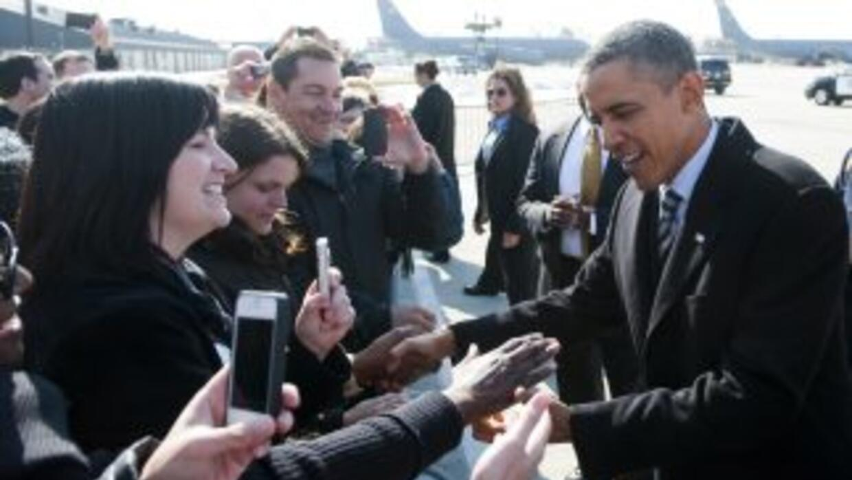 Un estudio del New York Times reveló que la popularidad de Barack Obama...