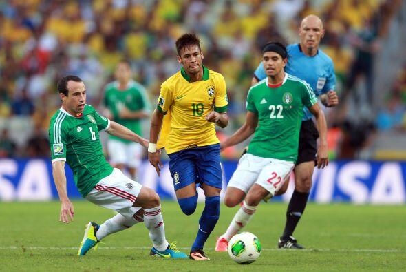 De manera similar se rompió el buen paso contra Brasil, ya que an...
