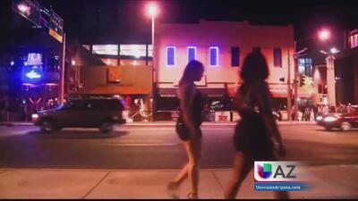 Esfuerzos para combatir trata de blancas y prostitución infantil en AZ