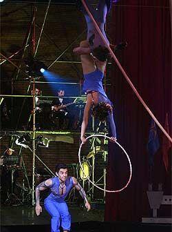 Las críticas en las acrobacias musicales recibieron buenos comentarios p...