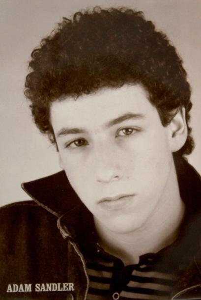 El actor Adam Sandler nos mostró como fueron sus inicios en el séptimo a...