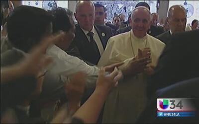 ¿Desprecio o símbolo de humildad del Papa?
