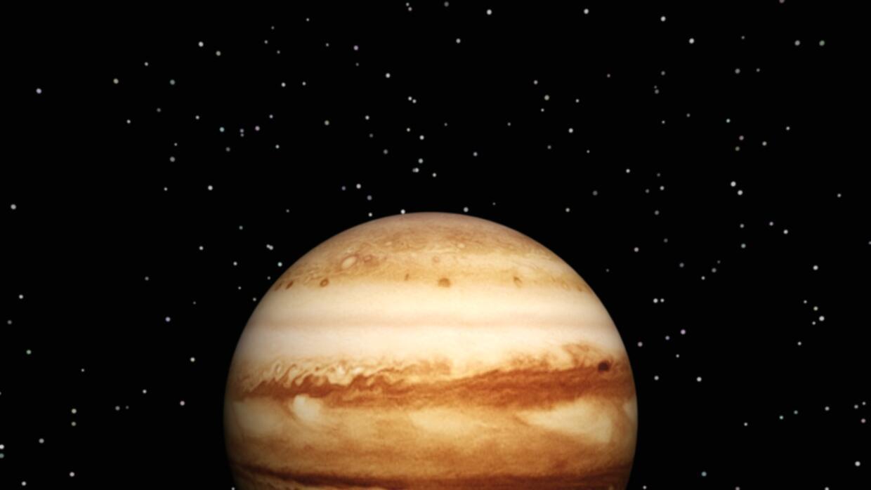 Se cree que Júpiter se contrae, eso libera mucha energía gravitacional