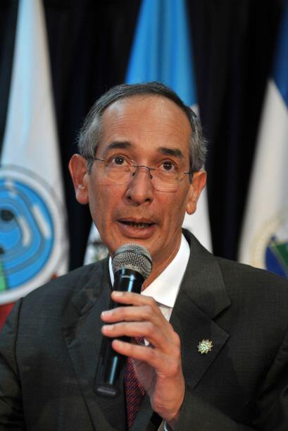 Apenas en diciembre del año pasado, el gobierno de Alvaro Colom a...