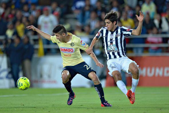 En el Clausura 2015, América llega muy bien con 29 puntos igualando con...