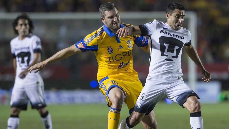 Tigres vs. Pumas