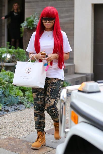 Porque obviamente no amanece así de guapa y glamorosa, la Kardashian tam...