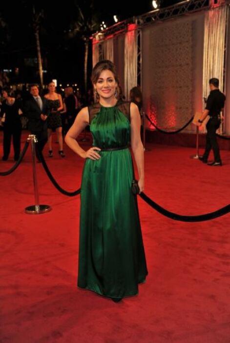 Gloria Ordaz, presentadora de Noticias 23 en Miami, quedó muy bella con...