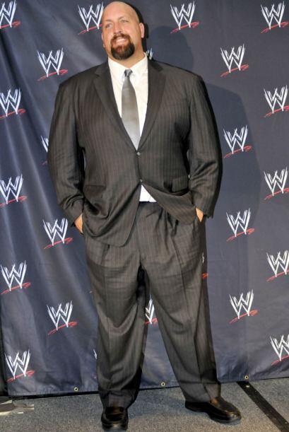 ¿Los trajes de Big Show estarán hechos a la medida?