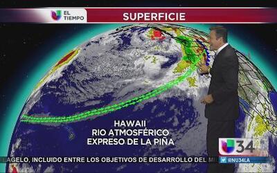 California en alerta por nueva tormenta