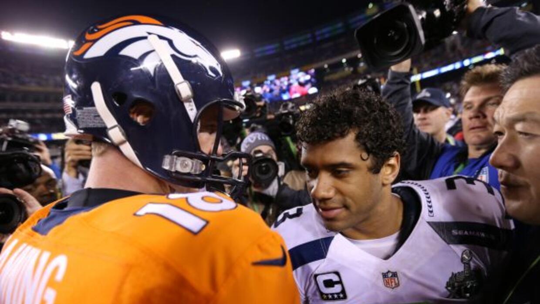 Los dos quarterbacks se volvieron a ver la cara desde la victoria de los...