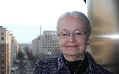 La presidenta de la UTEP, Diana Natalicio