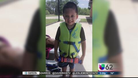 Un padre busca a su hijo de 5 años presuntamente secuestrado por su madre