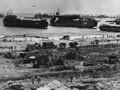 El 6 de junio de 1944 será recordado como el día en que co...