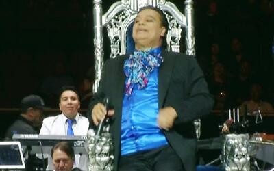 Juan Gabriel se veía muy cansado en su último concierto, tenemos los det...