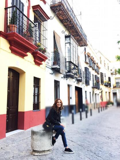 Karla Martínez en España