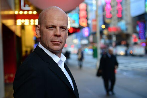 Y Bruce Willis, ¿te gustaron?