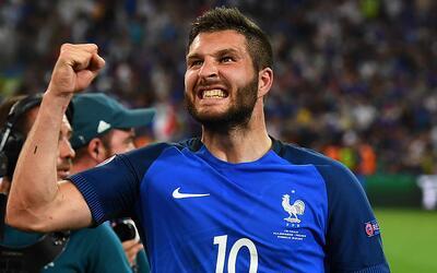 Gignac disputará la final de la Euro con Francia